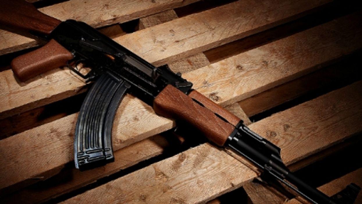 At least five Kalashnikovs were used in the Paris attacks