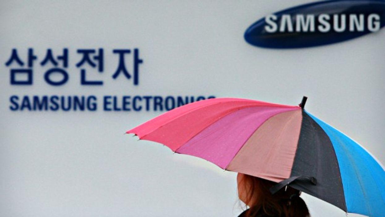 At Samsung's Seoul HQ