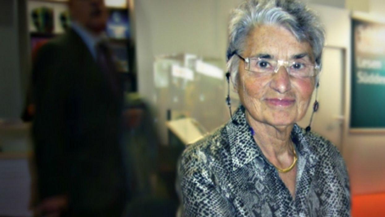 Auschwitz survivor Ruth Klüger
