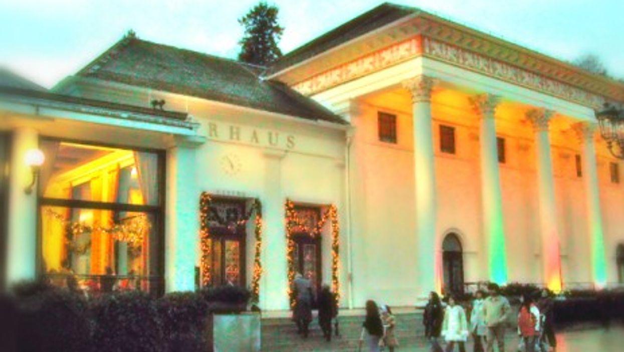 Baden-Baden's Kurhaus casino