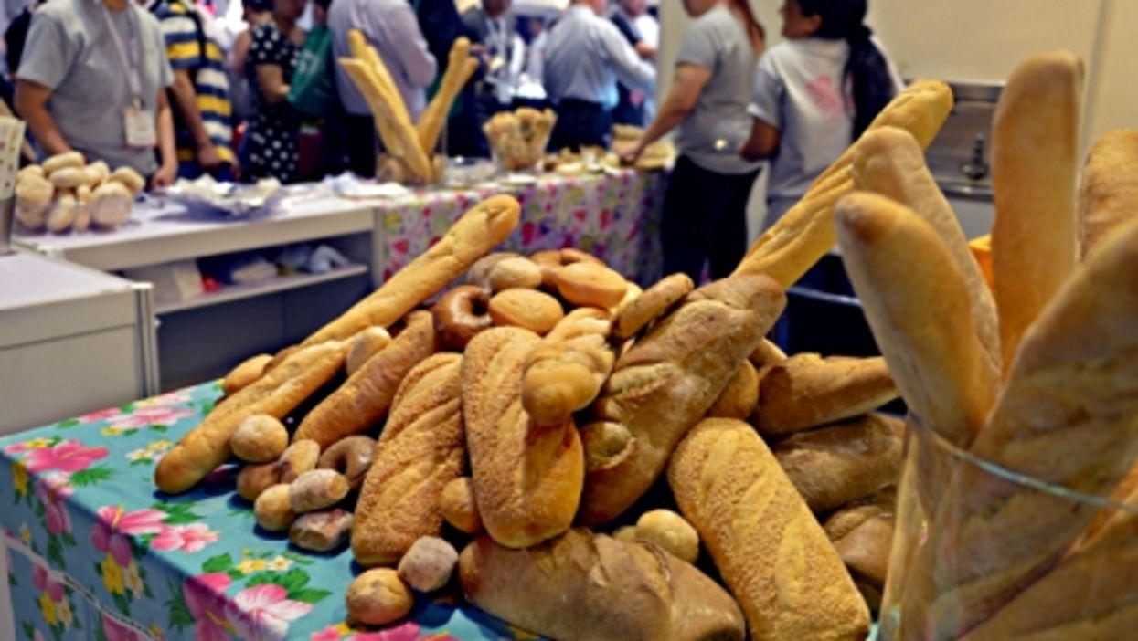 Baguettes are the stars in Asia