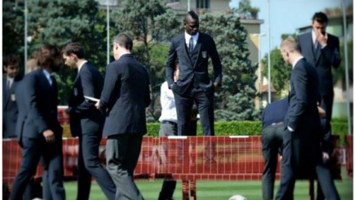 Balotelli ... Mario Balotelli.