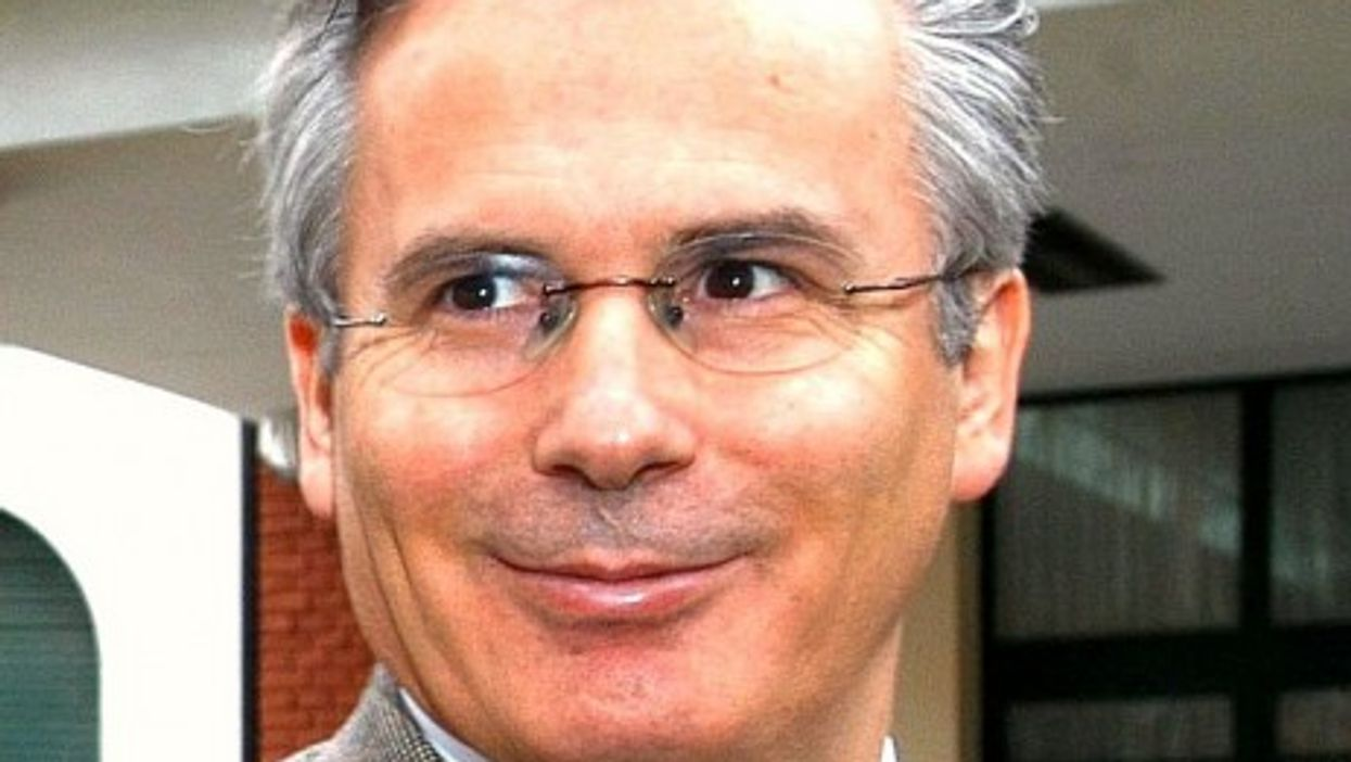 Baltasar Garzón, Spanish judge (www_ukberri_net)
