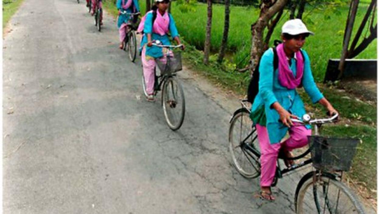 Bangladesh's 'Info Ladies'