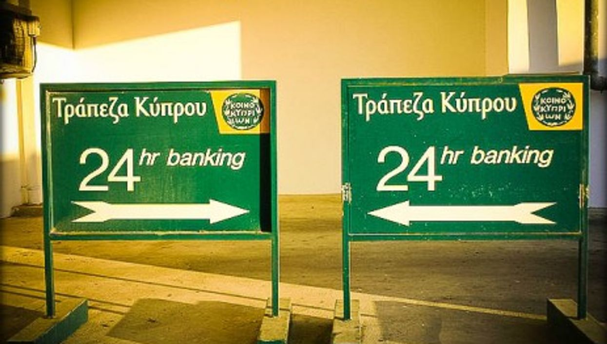 Banking, Cyprus-style