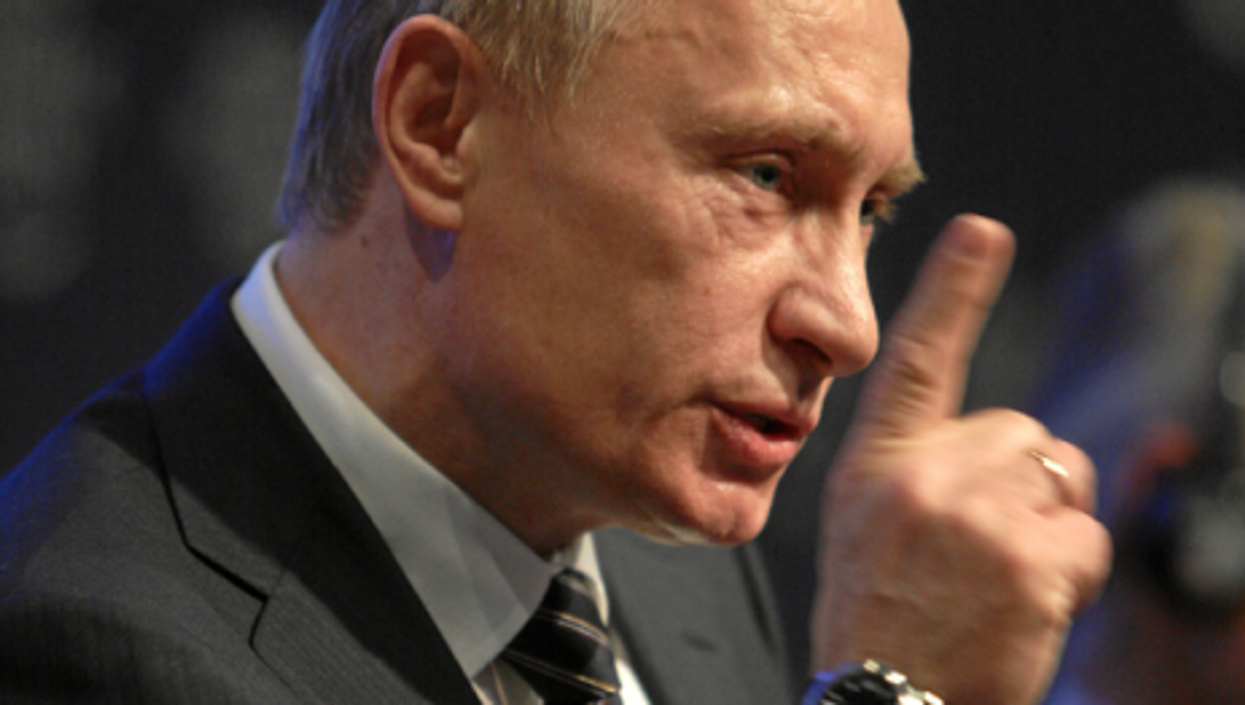 Before taking on the position of prime minister, Vladimir Putin was Russia's president