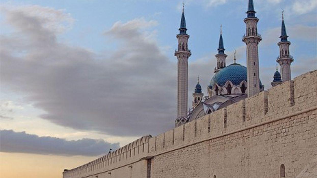 Behind the walls: Qolşärif mosque in Tatarstan