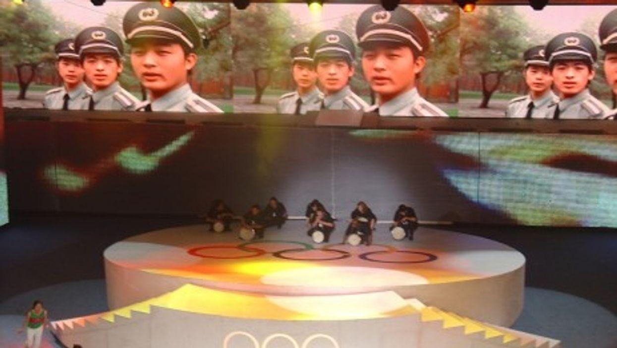 Beijing Olympics closing ceremony (Andy Miah)