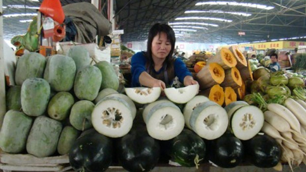 Bejing market (Rafa)
