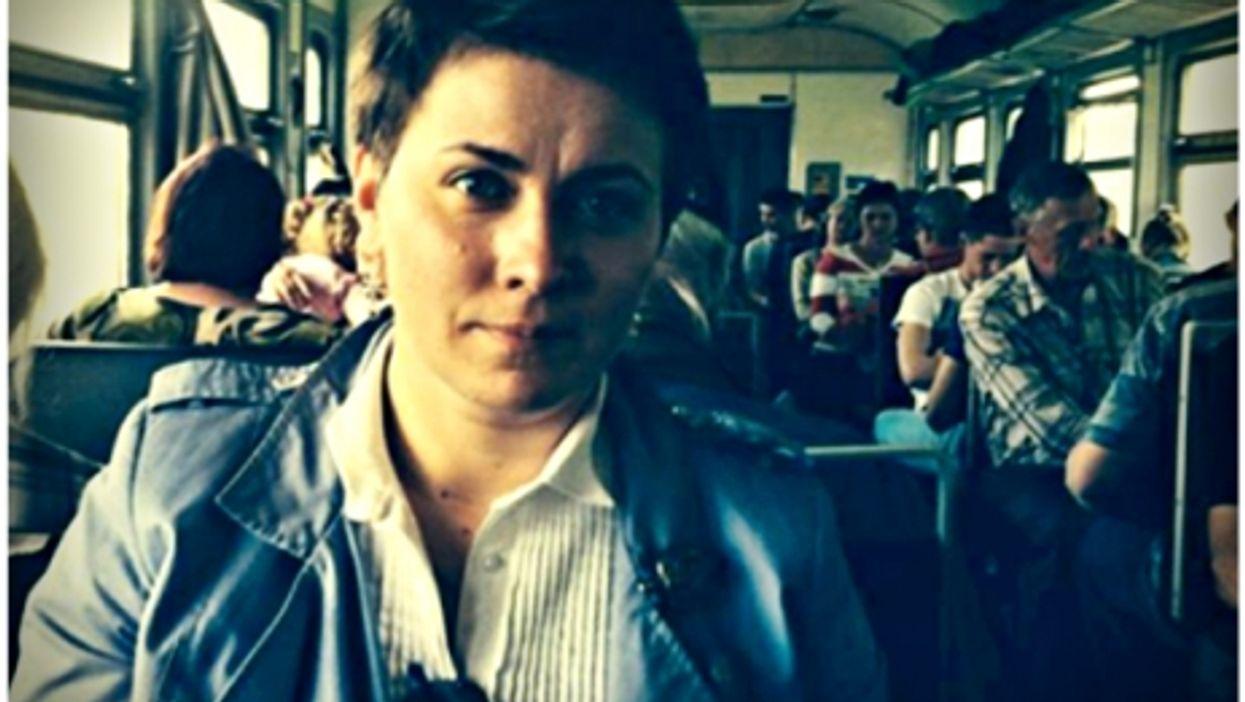Belarus presidential candidate Tatiana Karatkevich