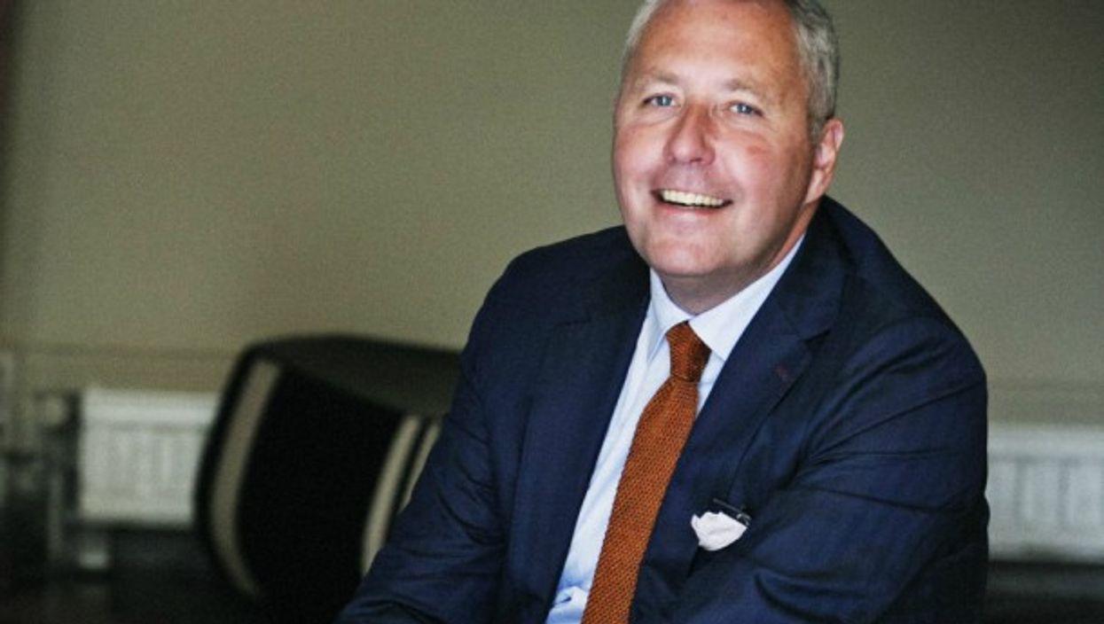 Belgian politician Mischaël Modrikamen