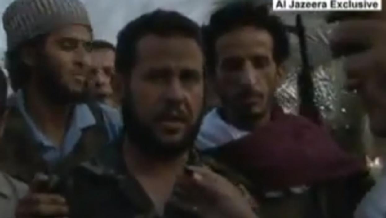 Belhadj spoke last week to Al Jazeera