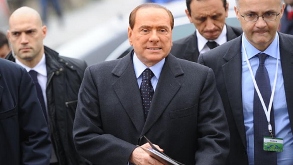 Berlusconi in 2012
