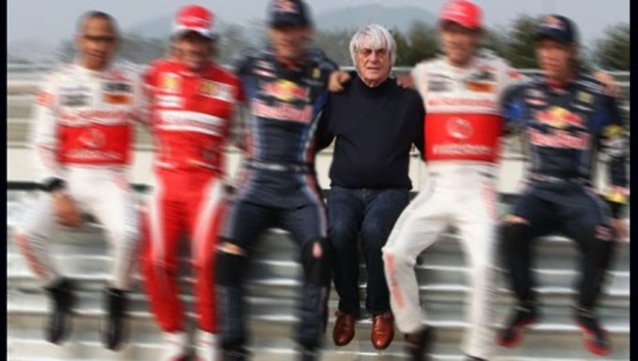 Bernie Ecclestone's trial is not likely to be a speedy one...