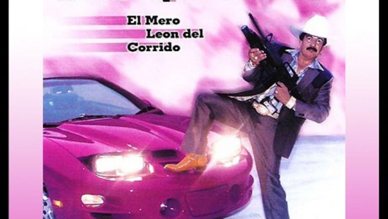 """Beto """"The Lion"""" Quintanilla, the king of """"narcocorrido"""" songs"""