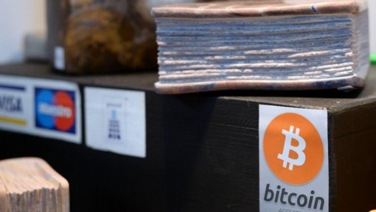 Bitcoin or plastic?