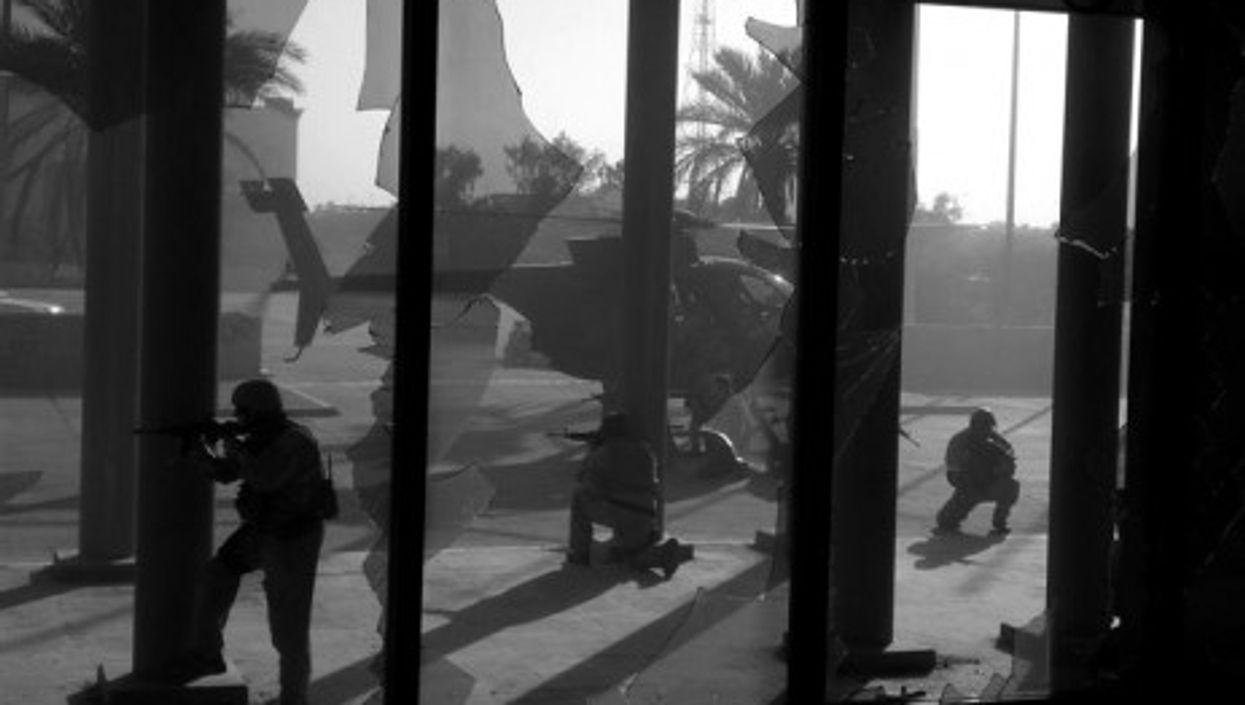 Blackwater contractors in Iraq (2006)