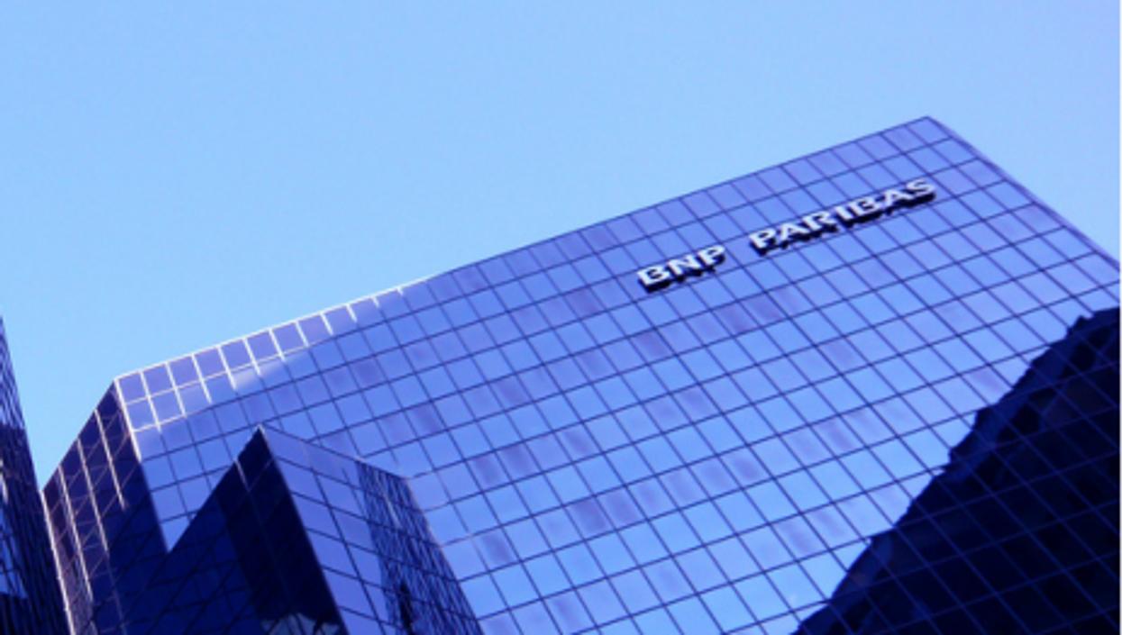 BNP Paribas is one of several French banks struggling (azartaz)