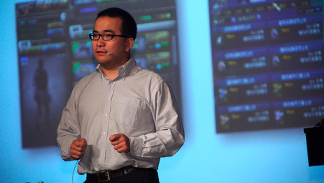 Bo Wang, Tencent business development chief (GDC)