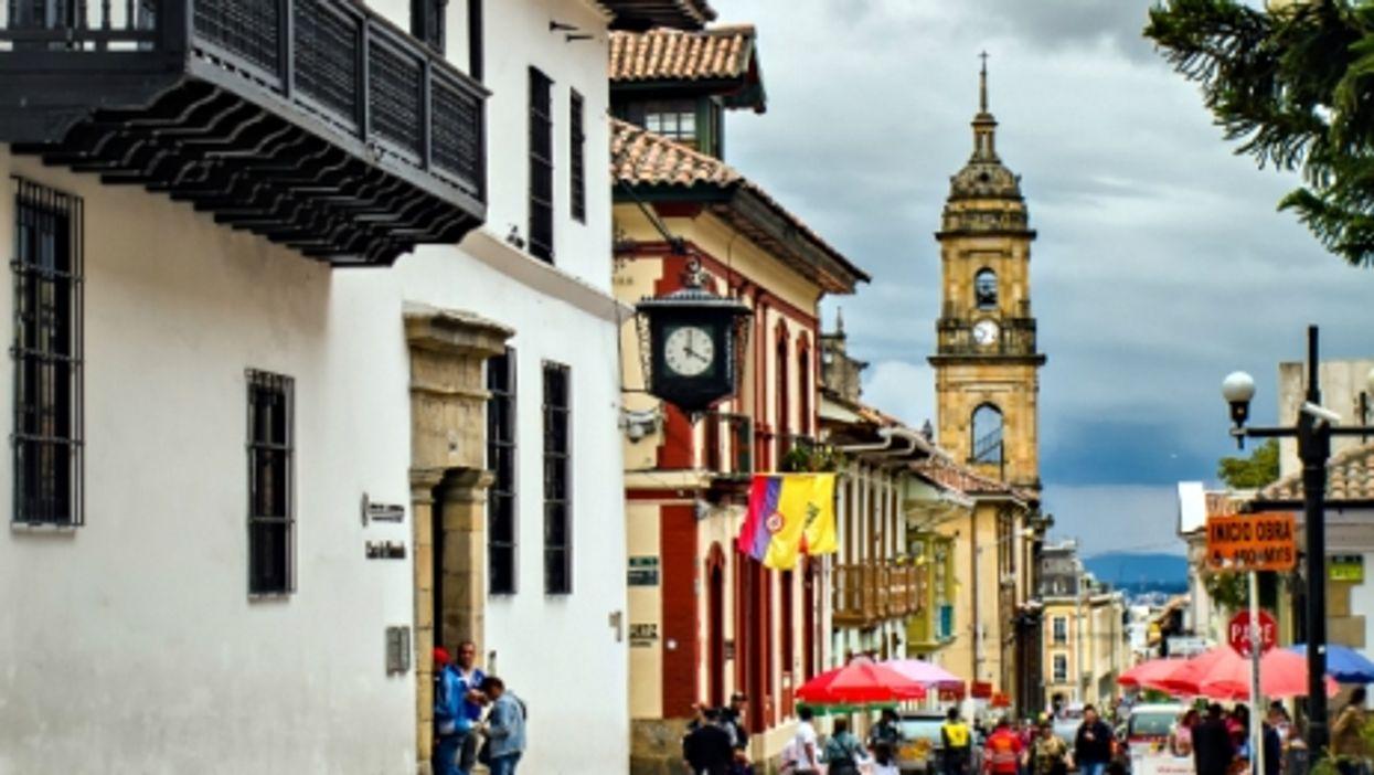 Bogota, soon at peace?