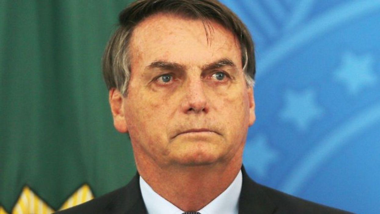 Bolsonaro is virtually the only world leader still downplaying COVID-19