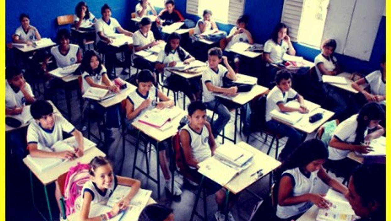 Brazil has a deficit of 65,000 math teachers