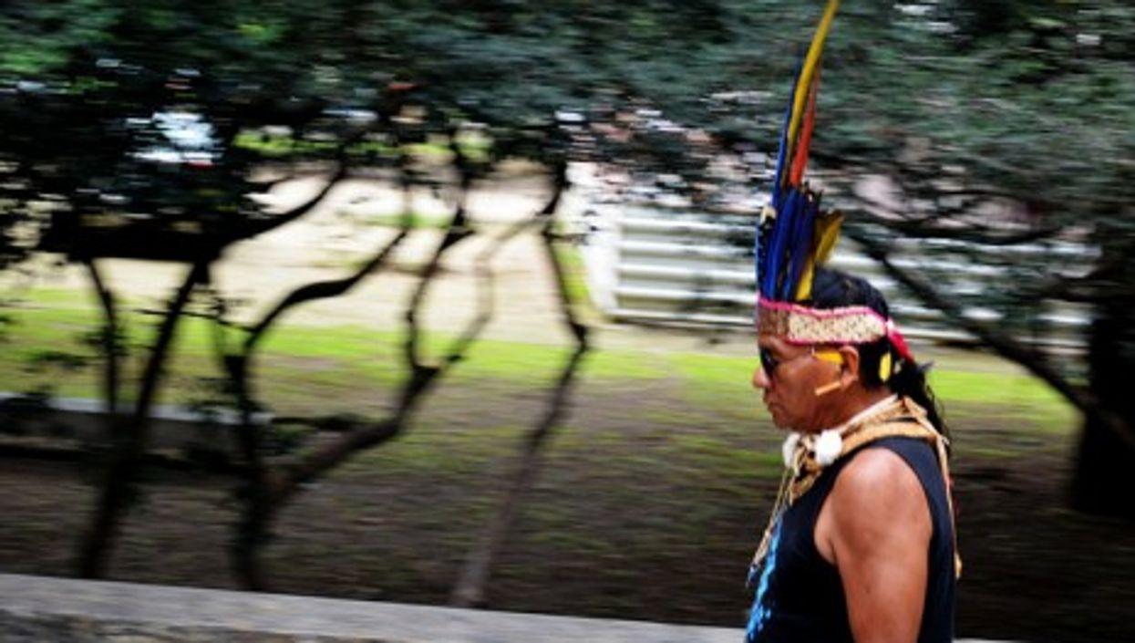 Brazil's indigenous modernizing at a fast pace