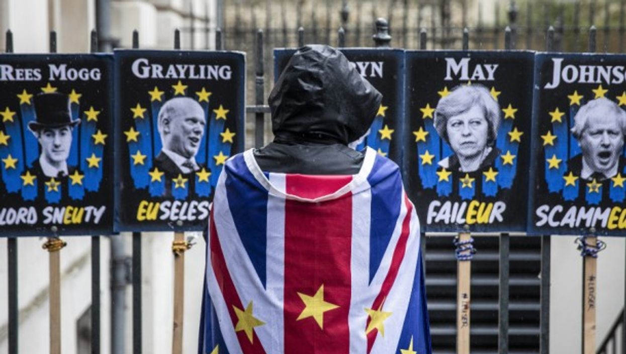 Brexit turmoil continues with only 9 days left to spare