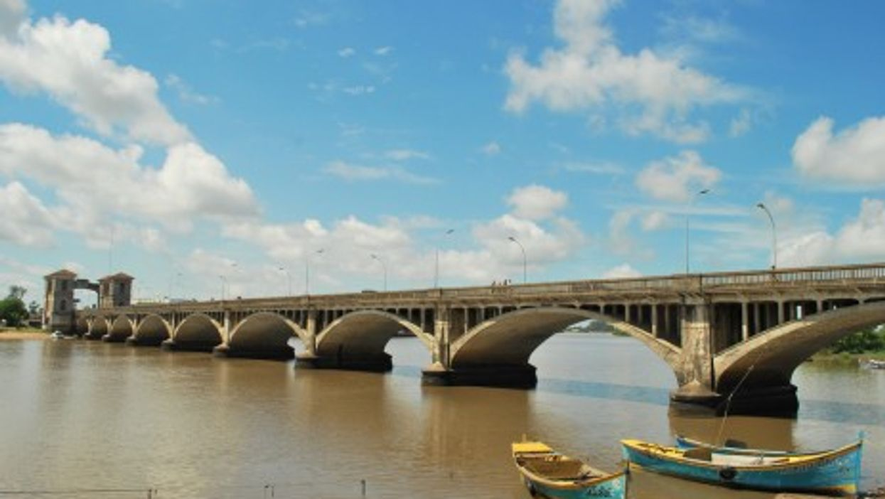 Bridge between Brazil and Uruguay (ana_ge)