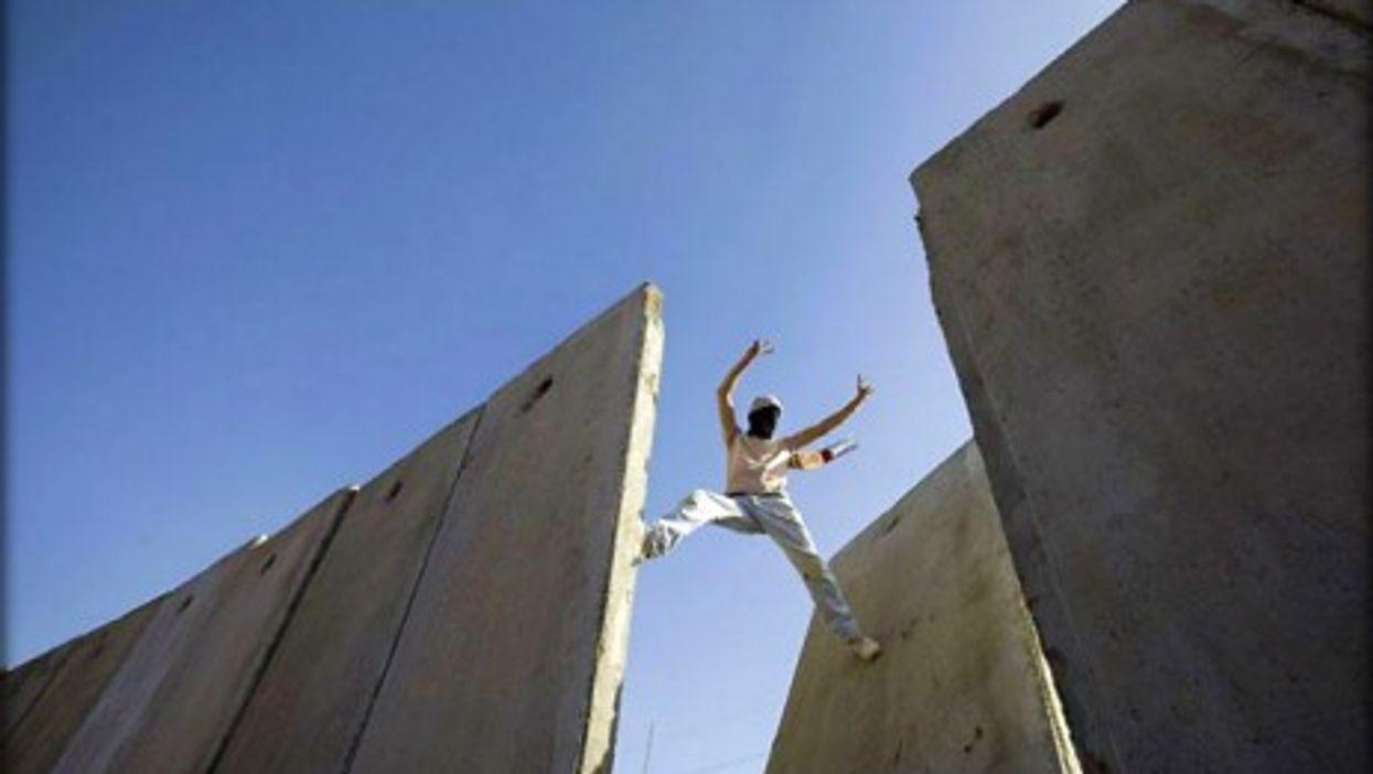Bridging divides, breaking down walls