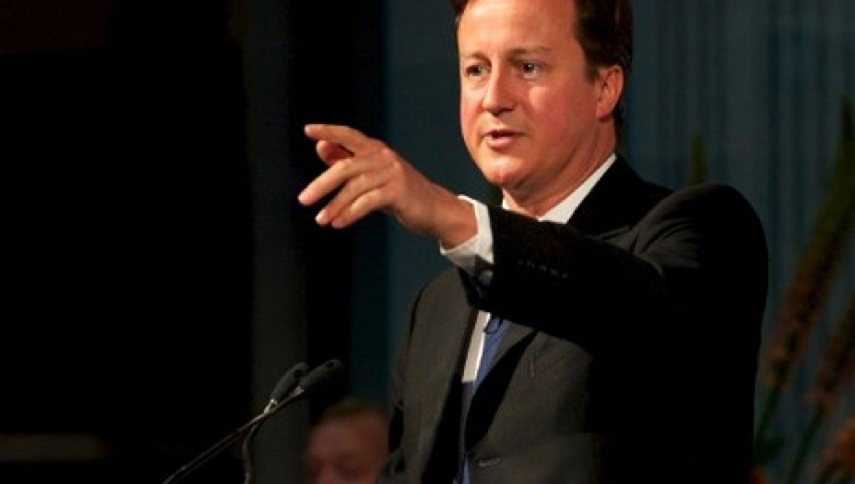 British Prime Minister David Cameron (DFID)