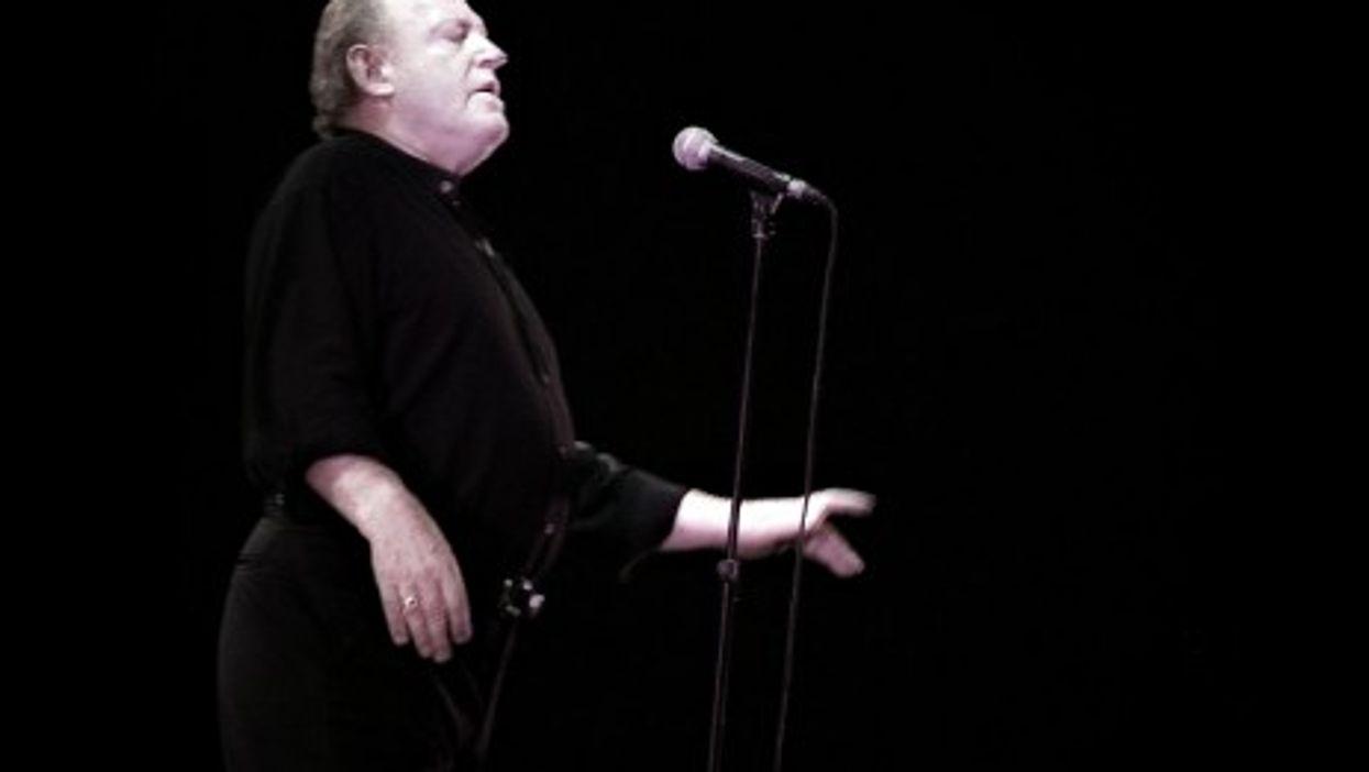 British singer Joe Cocker died Monday at age 70
