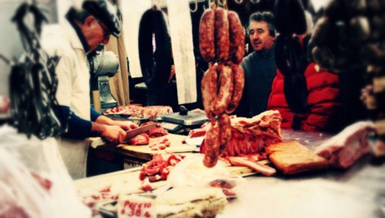 Buenos Aires' Mercado San Telmo