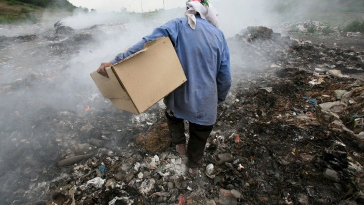 Bulgaria has become a giant trash can for Italian waste traffickers