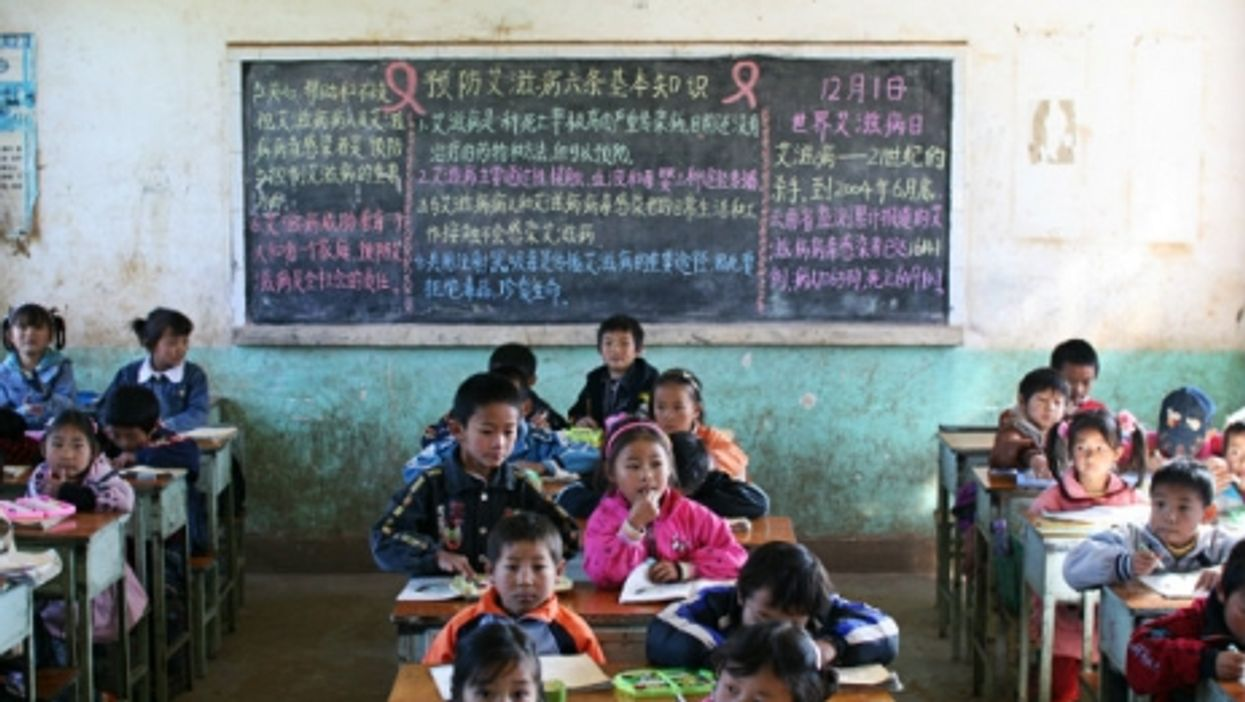 Bullying has intensified to frightening levels at Chinese schools.