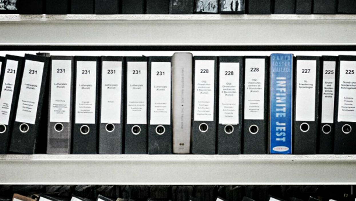 Bureaucracy meets postmodernism