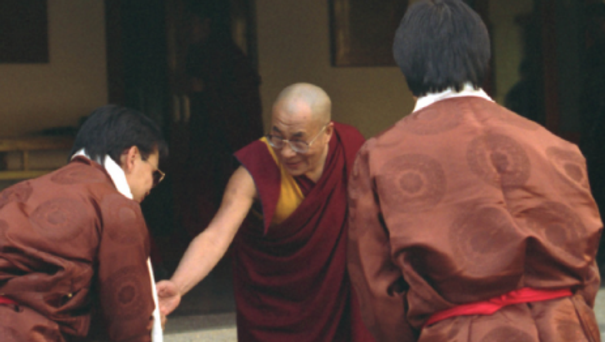 By August, the Dalai Lama will stick to a strictly spiritual role (Wonderlane)