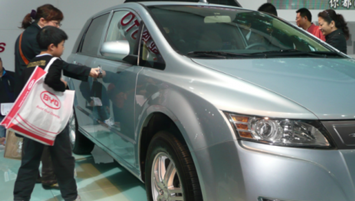 BYD is well-established in the Chinese market