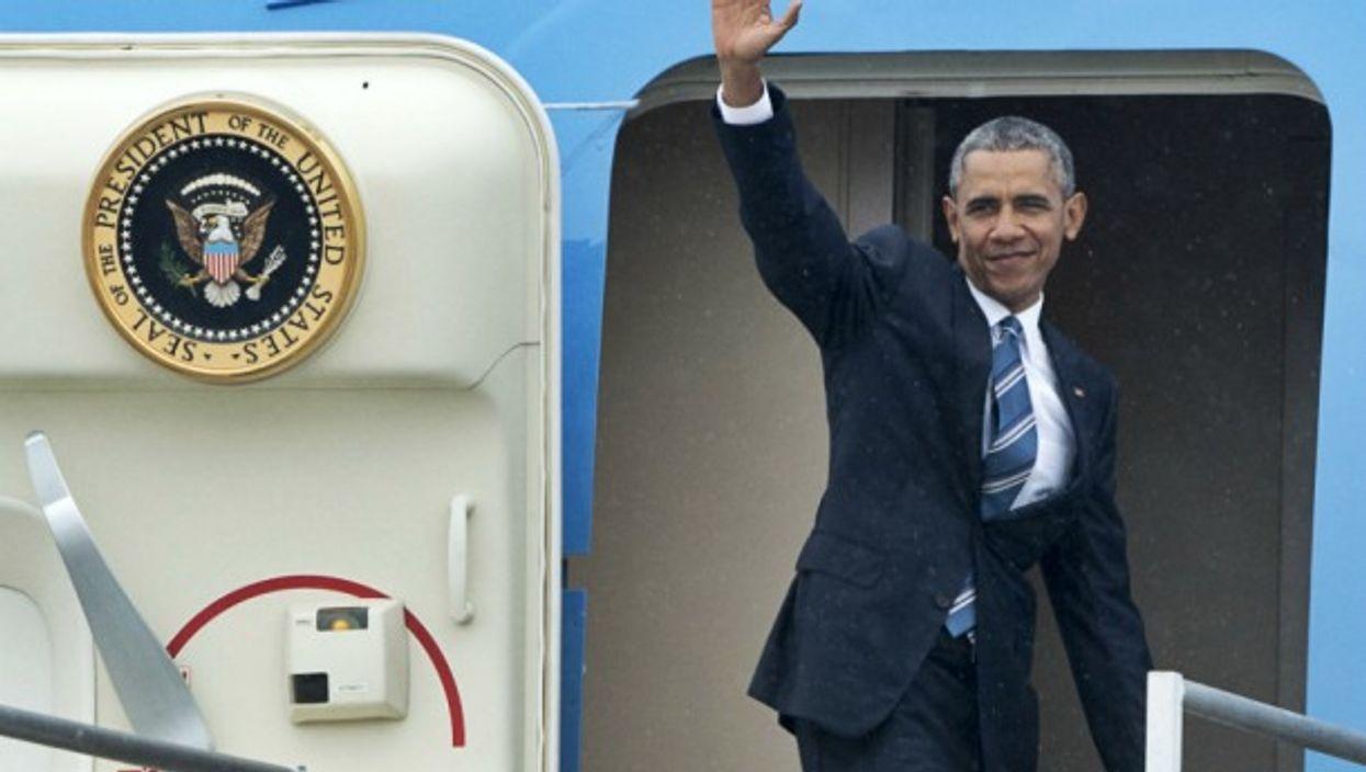 Bye Barack!