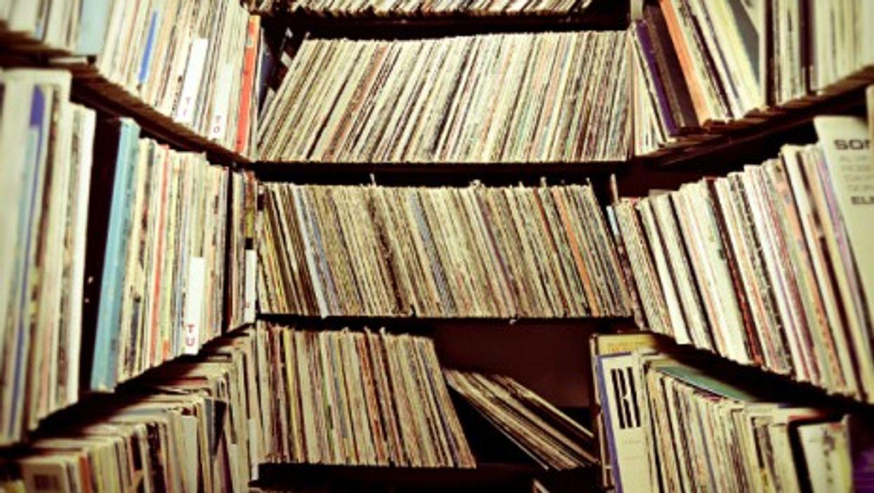 Cairo is redicovering its vinyl heritage