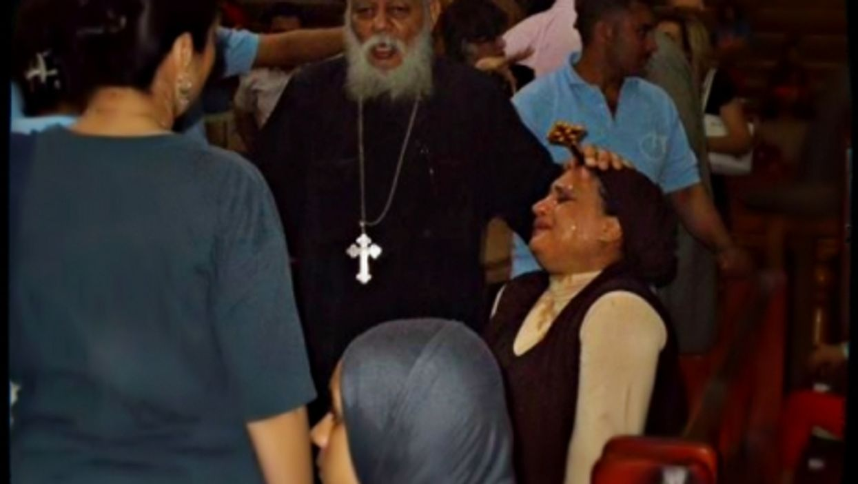 Cairo's exorcist Father Samaan