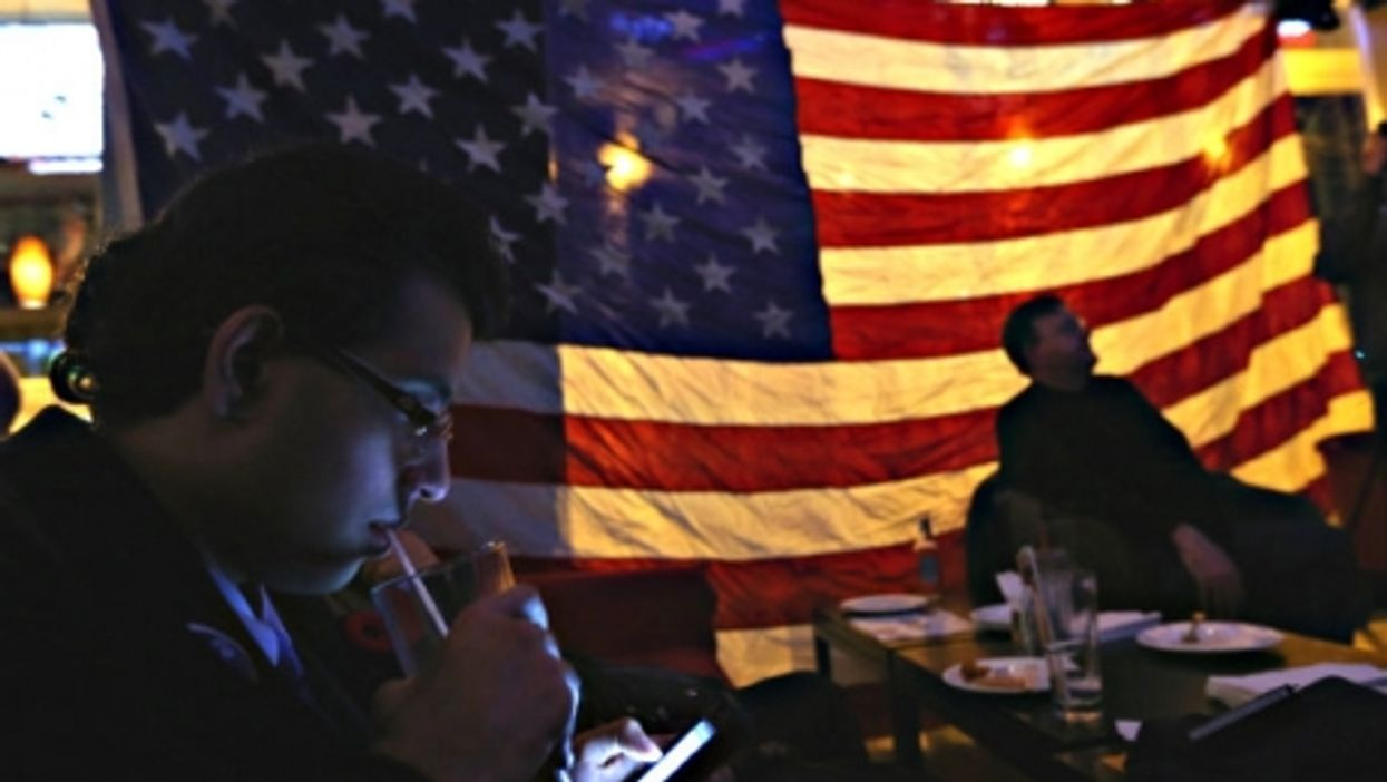 Canada's Republicans Abroad gather to watch 2012 election results in Toronto