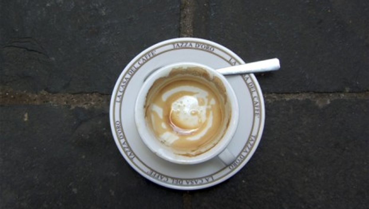 Cappuccino for you! (allanwoo)