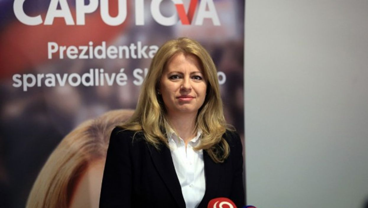 Čaputová is pro-Europe and an environmentalist
