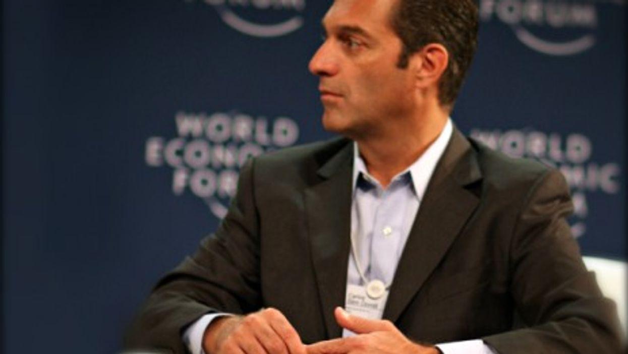 Carlos Slim Domit, eldest son of Carlos Slim Helu, the world's richest man