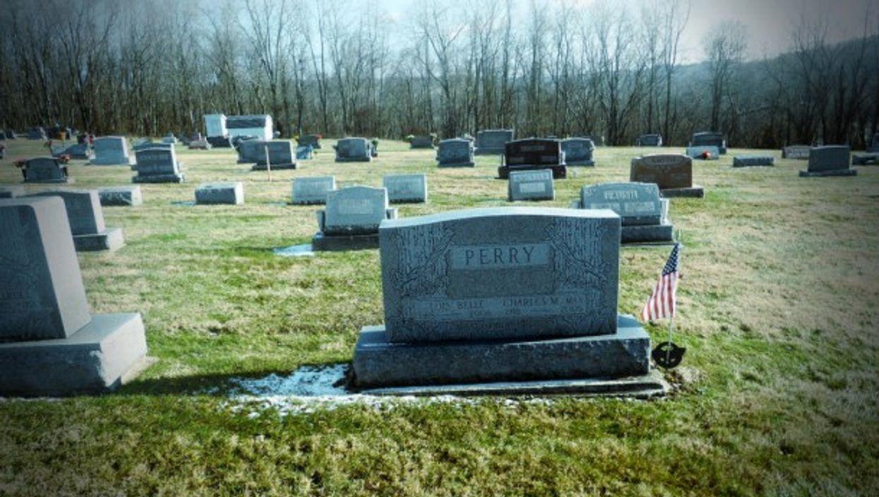 Cemetery, Glenford, Ohio