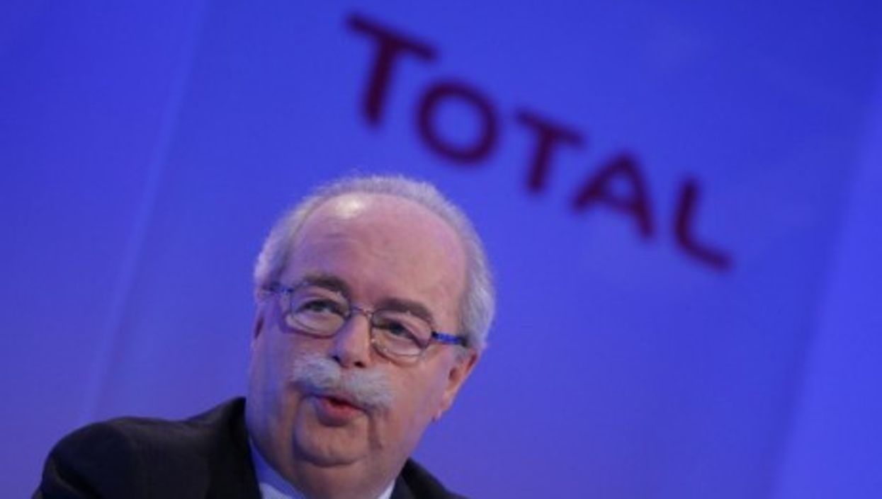CEO of Total Christophe de Margerie was killed in a plane crash at Moscow's Vnukovo international airport.