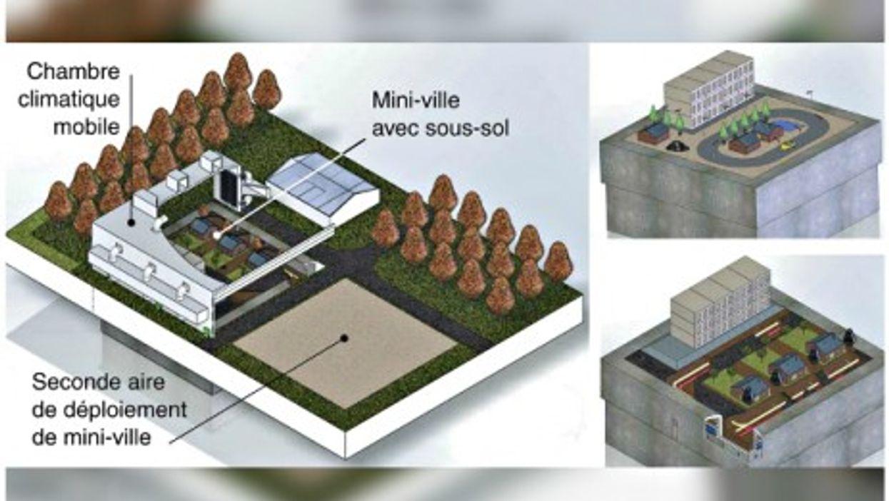 Champs-sur-Marne's Sense City project