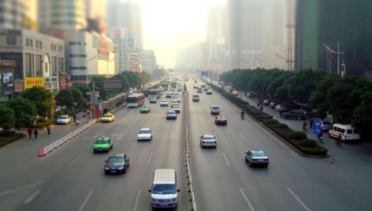 Changsha is booming whatever the cost