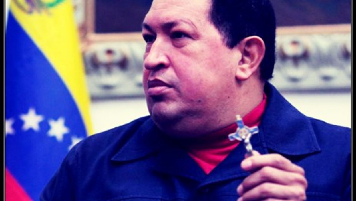 Chavez' absence will not be easy to hide